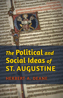 the political and social ideas of st. augustine cover