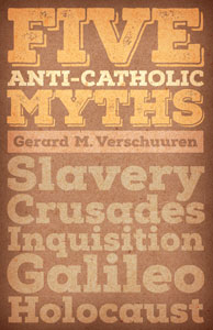 Five Catholic Myths cover