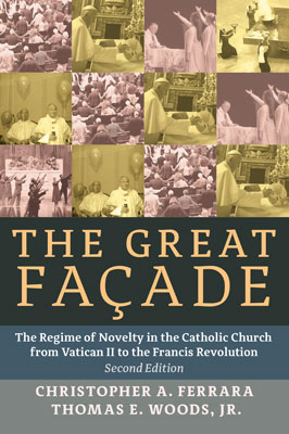 The Great Facade cover