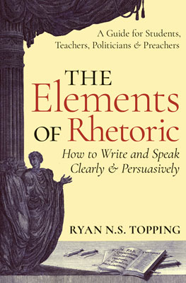 Topping Rhetoric cover